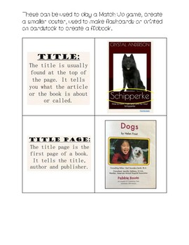 Biography Unit BUNDLE with Final Project and Rubric