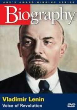 Biography: Vladimir Lenin: Voice of Revolution fill-in-the-blank movie guide