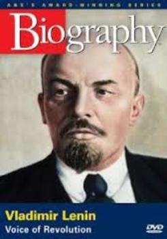 Biography: Vladimir Lenin: Voice of Revolution fill-in-the