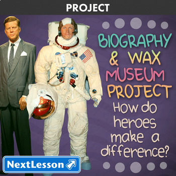 Biography & Wax Museum - Projects & PBL