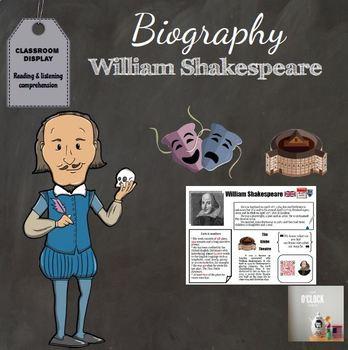 Biography : William Shakespeare