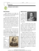Biography: William Shakespeare and Miguel Cervantes