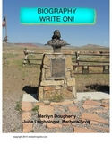 Biography - Write On! Steps to Researching and Writing A B
