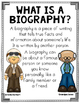 Biography Writing Grades Kindergarten and 1