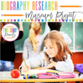 Biography Research Writing and Wax Museum Project