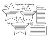 Biography Writing Template