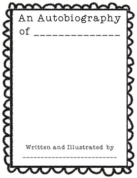 Biography and Autobiography Writing