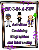 Biography and Inferencing Activities {Common Core}