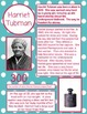 Common Core Famous American Biography Resources
