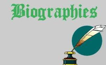 Biography mini-lesson