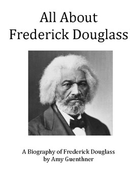 Biography of Frederick Douglass Easy Adapted Reader