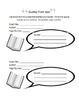 Biography packet!  Common Core Aligned, complete packet, structured writing
