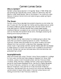 Biography with STAAR questions
