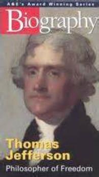 Biography's - Thomas Jefferson - Philosopher of Freedom -