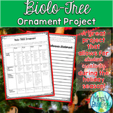 Biolo-TREE Ornament Christmas/Holiday Project