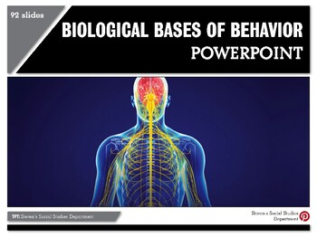 Biological Bases of Behavior PPT