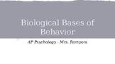 Biological Basis of Behavior and AP Psychology - Neurons &