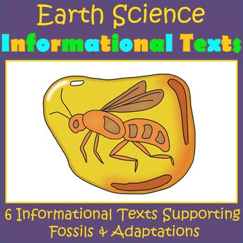 Biological Evolution Full Unit Informational Texts with Comprehension Questions
