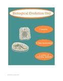 Biological Evolution Unit (NGSS)