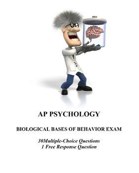 Psychology Test Prep | Teachers Pay Teachers
