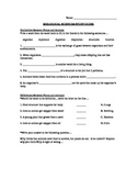 Biological Sciences Study Guide