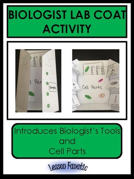 Biologist Lab Coat Activity