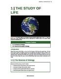 Biology - 1 - Study of Life