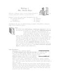 Biology 1 Syllabus