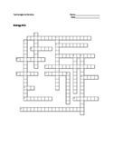 Biology #13 - Technology and Genetics - Crossword Puzzle
