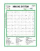 Biology - 10 Ready-To-Use Biology Word Search or Word Search Puzzles