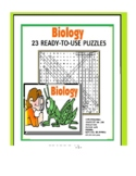 Biology - 10 Ready-To-Use Biology Word Search or Word Sear