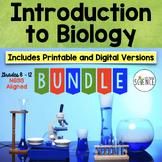 Biology:  Introduction to Biology Bundle