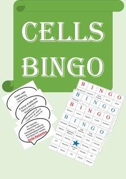 Biology Bingo: Animal and Plant Cells