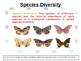 Biology - Biodiversity & Simpson's Index of Diversity.