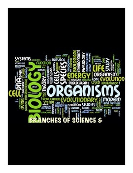Biology Branches of Science & Scientific Method Lecture an