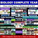 COMPLETE Biology Curriculum