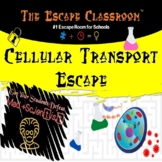 Biology: Cellular Transport Escape Room | The Escape Classroom