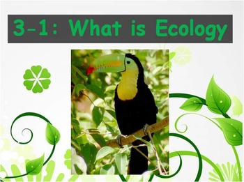 Biology - Chapter 3: The Biosphere Powerpoints and Guided Notes