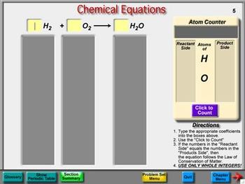 Biology Chapter 5: Chemistry II