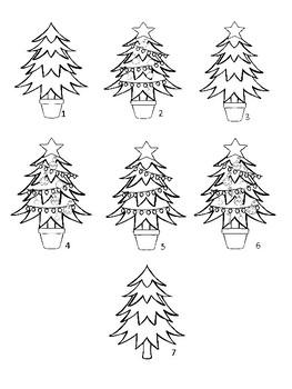Biology Christmas Activity- Christmas Tree Cladogram!!
