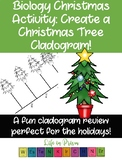 Biology Christmas Activity- Christmas Tree Cladogram!!