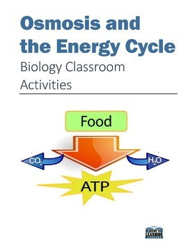 Biology Classroom Activities--Osmosis and the Energy Cycle