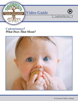 Biology- Codominance: FuseSchool Biology Video Guide