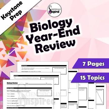 Biology Eoc Worksheets Teaching Resources Teachers Pay Teachers
