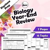 Biology EOC Year-End Review - PA Keystone Prep
