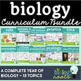 Biology Curriculum Bundle