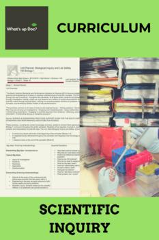 Biology Curriculum: Integrated Unit Plan for Scientific Inquiry