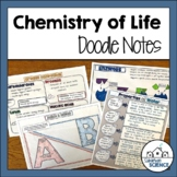 Organic Compounds Graphic Organizers - Chemistry of Life G