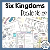 Kingdoms of Life Doodle Notes