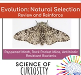 Biology Review Activity - Evolution by Natural Selection